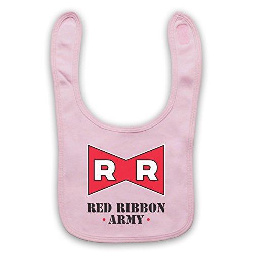 Dragon Ball Z Red Ribbon Army Baby Latzchen, Hellrosa (Ball Z Dragon Lp)