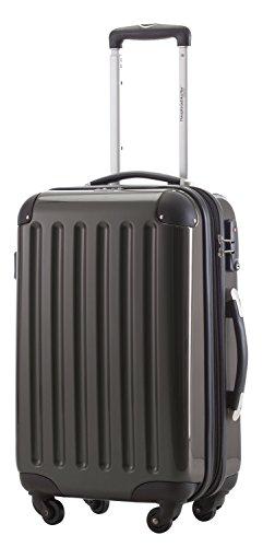Capitale Valise® Bagage à main – Valise rigide – versch. Modèles – ou Cadenas TSA – + Coffret Pendentif, Achat Grau ALEX (TSA) (Gris) - Hauptstadtkoffer