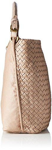 Marc O'Polo Damen 70117431201101 Eight Schultertasche, Einheitsgröße Beige (Sand)