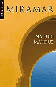 Miramar par Nayib Mahfuz