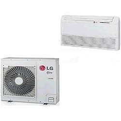 Climatizzatore / Condizionatore LG 24000 Btu Uu24W Cv24 Monosplit Inverter Pavimento Soffitto
