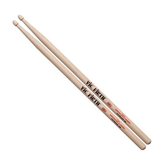 Vic Firth: American Classic Extreme 5B Drum Sticks. Für Schlagzeug