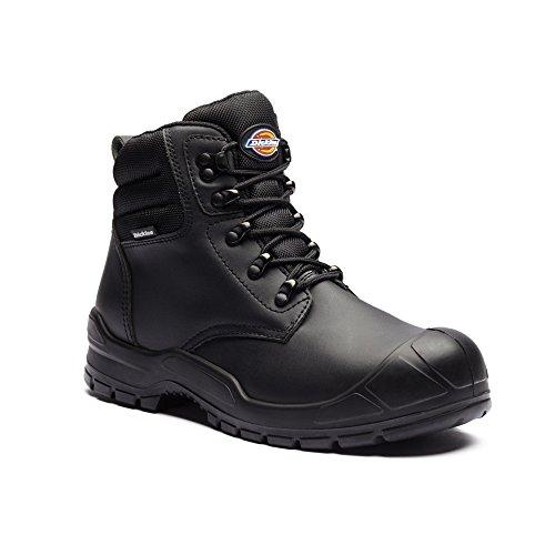 Dickies Herren Trenton Safety Stiefel (11,5UK/46EU) (Schwarz) -