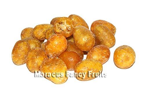 Kumquats getrocknet, Zwergorange, kandiert, exotisch fruchtiger Trockenfrucht Snack