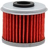 AHL- Motocicleta Filtro de aceite oil filter para HONDA TRX450R 444 2004-2005