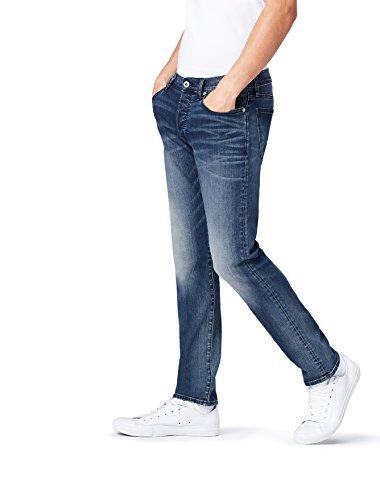 Find jeans slim fit uomo, blu (light blue), w32/l32 (taglia produttore: 32)