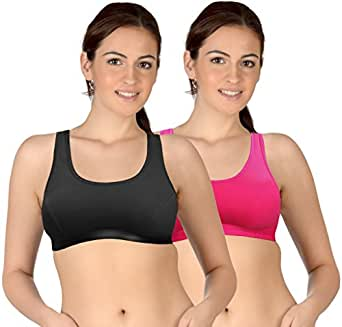 Selfcare Set of 2 Women's Sports Bras