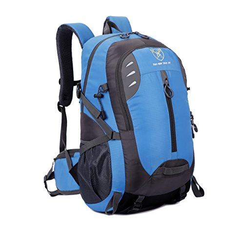 Diamond Candy Zaino Trekking Sportivo Outdoor Donna e Uomo per campeggio alpinismo arrampicata Viaggio Bicicletta ad Alta Capacità,Multifunzione, 40 litri Blu Blu