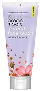 Aroma Magic Lavender Face Wash, 100ml