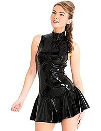 Honour Latex/Gummi-Glamazon-Kleid