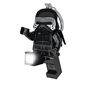 LEGO LED - LG0KE93 - Star Wars - Llavero LED Kylo REN