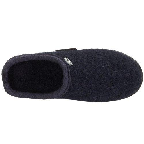 Giesswein P. Dannheim Unisex-Erwachsene Pantoffeln Blau (514 / nachtblau)