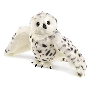 Desconocido Folkmanis Puppets 2236  - Snowy