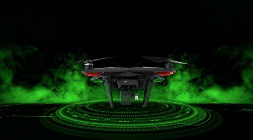 Xiro Xplorer Vision Drohne + Zusatzakku + Rucksack (Verfolgungsfunktion, Full HD Videos 1080p/30fps, 14 Mpx) - 6