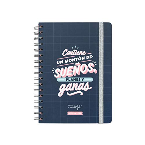 Mr. Wonderful, Agenda Clásica 2020