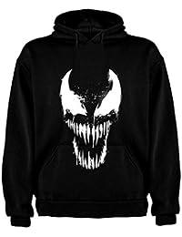 Sudadera de Hombre Spiderman Venom Comic