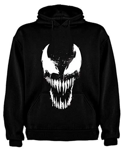 Sudadera de NIÑOS Spiderman Venom Comic 14-15 Años