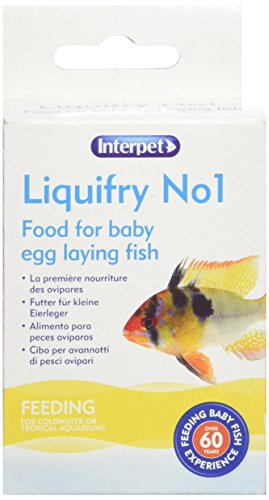 Interpet Liquifry No. 1 – Food for Baby Egg Laying Fish