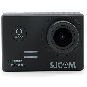 SJCAM ORIGINAL SJ5000 Action Sport Cam Camera Waterproof Full HD 1080p Video Helmetcam, Nera