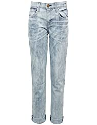 Current/Elliott Cropped Jeans Rouleau Esy Avenant