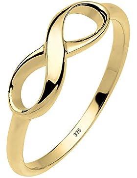 Elli Premium Damen Ring 375 Gelbgold