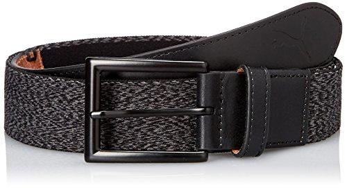 Preisvergleich Produktbild Puma Golf Herren Stretch ausgestattet elastischer Gürtel - Puma Schwarz - S / M