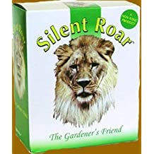 Silent Roar Garden Fertiliser & Cat Repellent 4 Pack (2KG)
