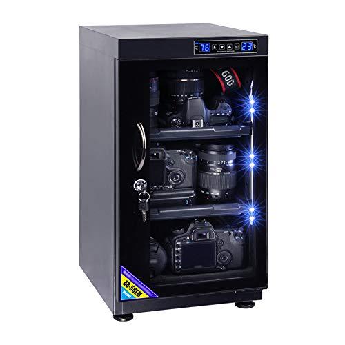 Cámara deshumidificadora: LED Totalmente automática