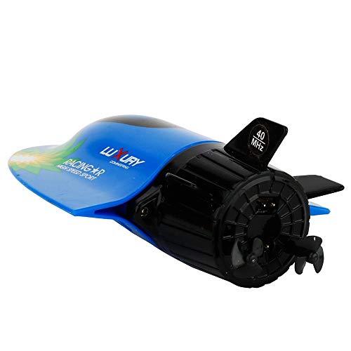 Hahuha Spielzeug,U-Boot Mini Electric Radio Remote Control Submersible Boats Weihnachten Spielzeug