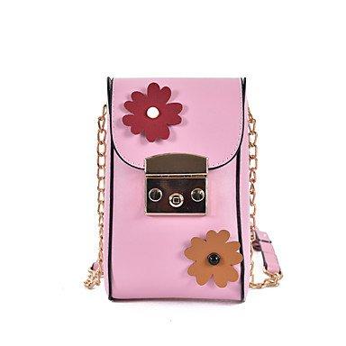 Frauen Mode klassische Crossbody-Tasche Blushing Pink