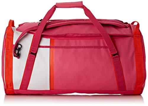1d294b25f7b Helly Hansen HH Duffel Bag 2 Bolsa de Viaje, Unisex Adulto, Rosa (Dragon