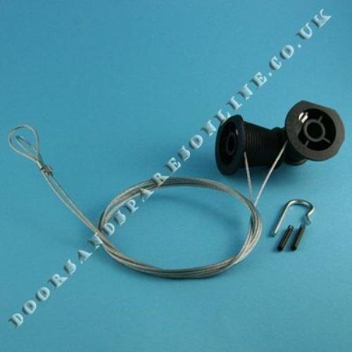 Garage Door Cones And Cables Will Fit A Henderson Door 608938337023