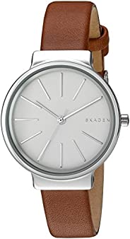 Skagen Women's SKW2479 Ancher Light Brown Leather W