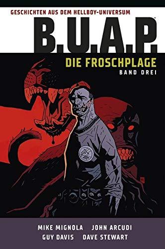 Geschichten aus dem Hellboy-Universum: B.U.A.P.: Froschplage 3