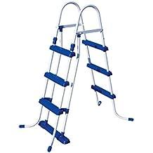 Bestway -58330-Echelle sécurité 2 x 3 marches pour piscine h 107