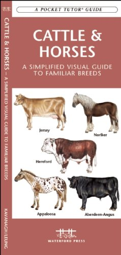 Cattle and Horses: A Field Guide to Familiar Breeds (Pocket Tutor) por James Kavanagh