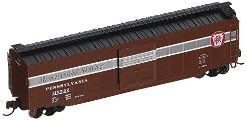 Bachmann Industries PBR/ACF 50'15,2cm Außerhalb doppelstrebig Schiebetür Box Auto -