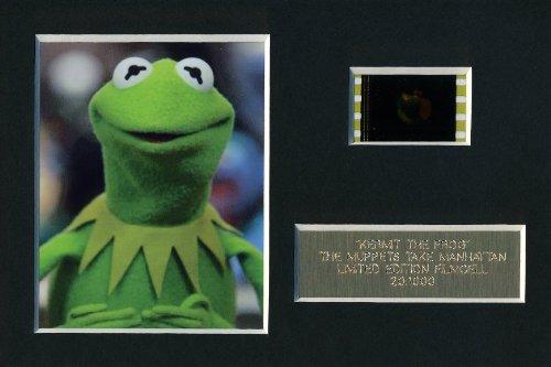 Die Muppet Show Kermit der Frosch Limited Edition Film Cell M Disney