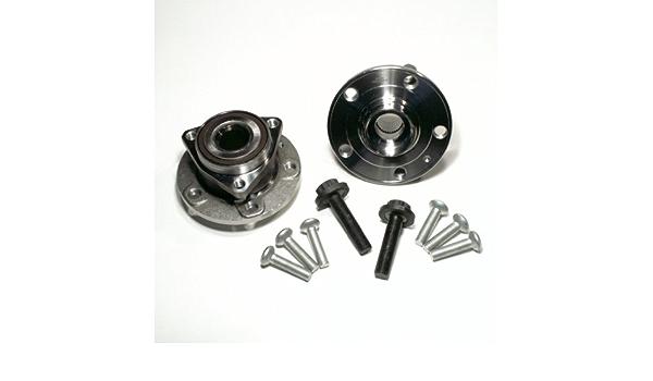 2 X Radnabe Mit Radlager Radlagersatz Abs Sensor Für Vorne Für Die Vorderachse Auto