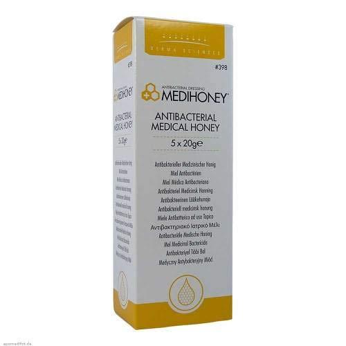Medihoney Antibakterielle 5X20 g