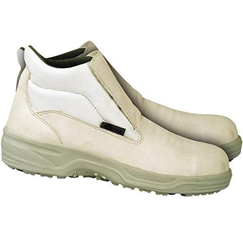 Cofra New Lamar S2SRC Paar Sicherheitsschuhe Größe 44Weiß (Weiß Schuhe Reynolds)