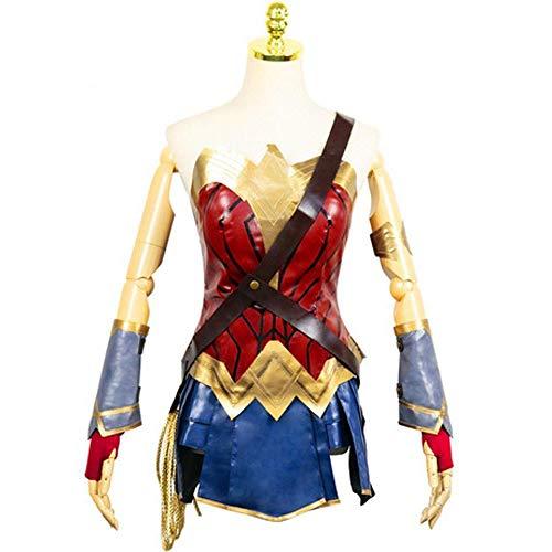 Superman Und Seine Freundin Kostüm - YyiHan Halloween Kostüm, Damen Krieger Halloween