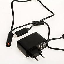 TOOGOO(R) Fuente de alimentacion Adaptador de cable para Xbox 360 Kinect Sensor