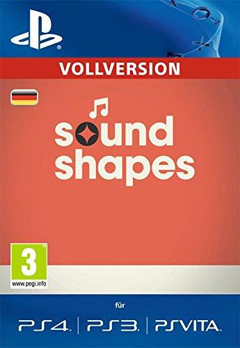 Sound Shapes [Vollversion] [PS4, PS3, PS Vita PSN Code für deutsches Konto]