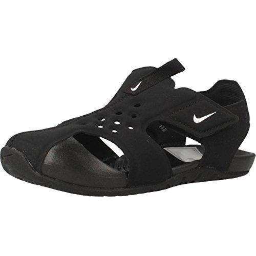 new styles 4a2de f2b22 Nike Sunray Protect 2 (TD), Sandalias Deportivas Unisex niño, Negro (Black