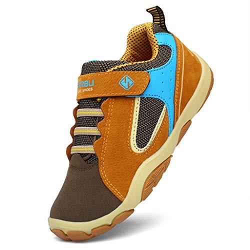 Cardith Kleinkind Jungen und Mädchen Schuhe SneakerFreizeitschuhe Atmungsaktive Outdoor-Kindersportschuhe