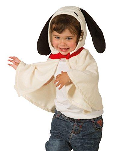 Heunec 610972 - Karneval Cape (Kostüm Snoopy Baby)