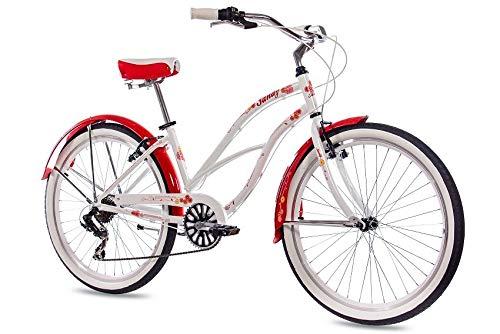 CHRISSON '26Pulgadas Aluminio showbike Mujer Bicicleta