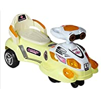 ODELEE Star Light Twist and Swing Magic Car, Ride on Car for Kids with Music and LED Lights for Boys and Girls Age 1 to…