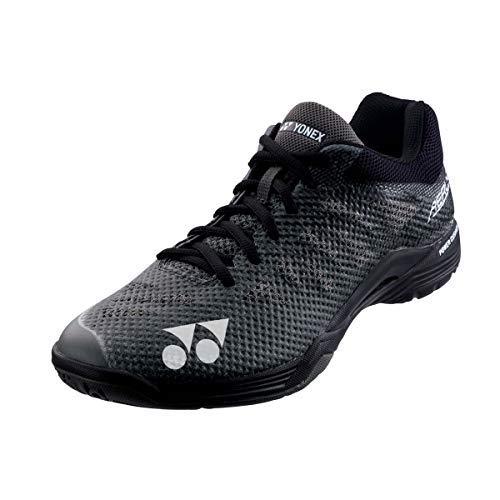 Yonex Chaussures de Badminton Aerus III Hommes Noir - Noir, 46 EU
